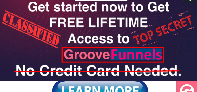 GrooveFunnels Review and Free Account